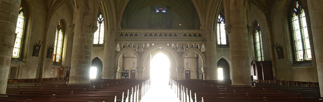 Eglise de Chantonnay
